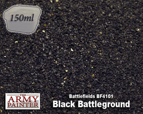 The Army Painter - Black Battleground - 150ml