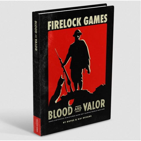 4GROUND  BV0001 - Blood and Valor Rule Book
