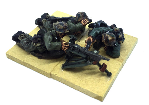 Bolt Action - German Heer MG-42 Team - WWII - 28mm