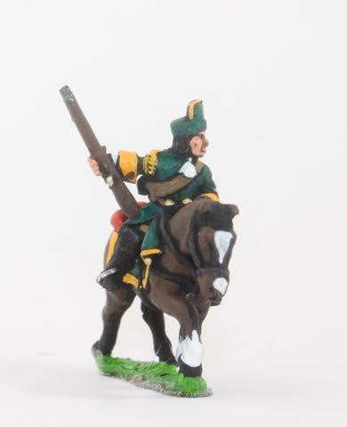 Essex - European Armies: Spanish Dragoon in Rounded Mitre Cap - 15mm
