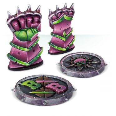 Blood Bowl - Chaos Renegades Coins & Tokens