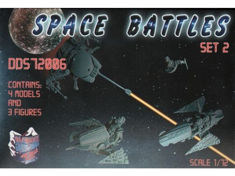 Orion - DDS72006 - Space Battles (set 2) - 1:72