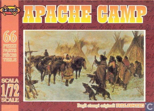 Atlantic (Nexus) - Apache Camp - 1:72