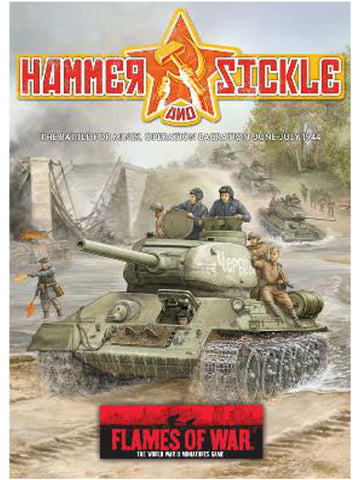 Books - Flames of war - Hammer and Sickle