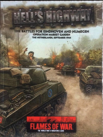 Books - Flames of war - Hell's Highway