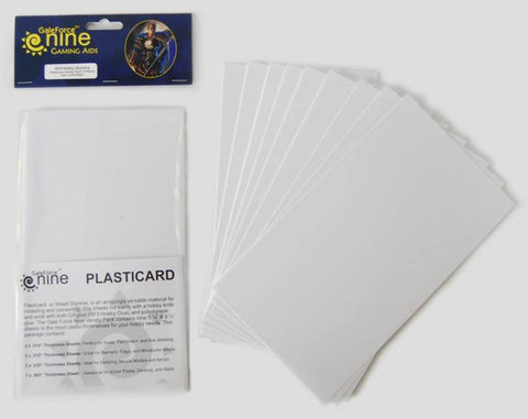 Gale Force Nine - Plasticard variety (9 pz) - GFM440