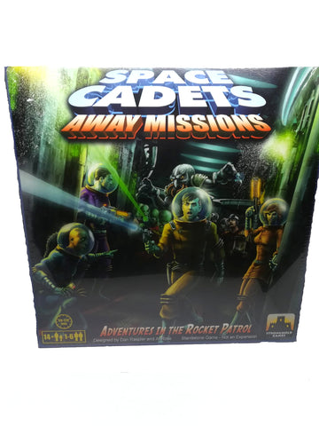 Boardgame - Stronghold - Space Cadets Away Missions
