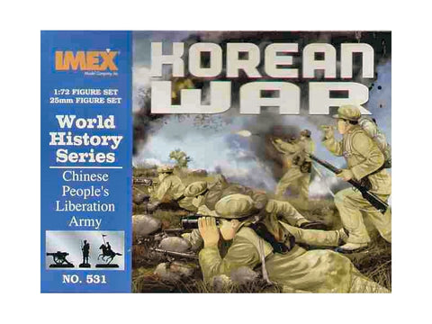 Imex - Chinese people's liberation army (World History series) - 1:72