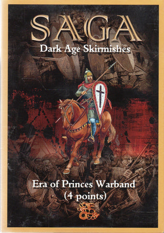 Era of Princes Rus Warband Starter (4 points) - SAGA
