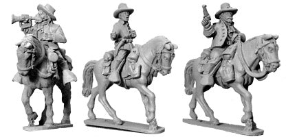 Artizan - 7th Cavalry Command (Mounted) - 28mm
