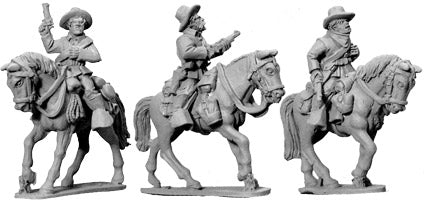 Artizan - 7th Cavalry w/ Carbines (Mounted) - 28mm