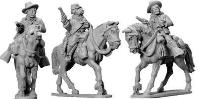 Artizan - 7th Cavalry troopers (Mounted) - 28mm