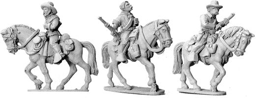 Artizan - 7th Cavalry with Carbines II (Mounted) - 28mm