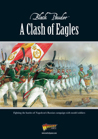 Black Powder - 301010002 - A Clash of Eagles - Rulebook