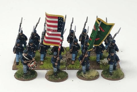 American Civil War ACWU02 - The Fighting 69th. (plus flags)