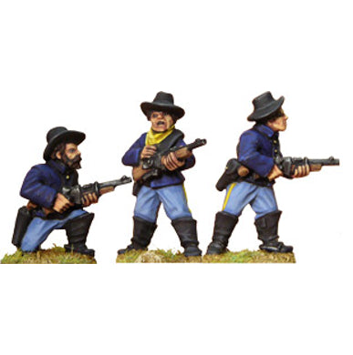 Artizan - 7th Cavalry w/ Carbines (foot) - 28mm