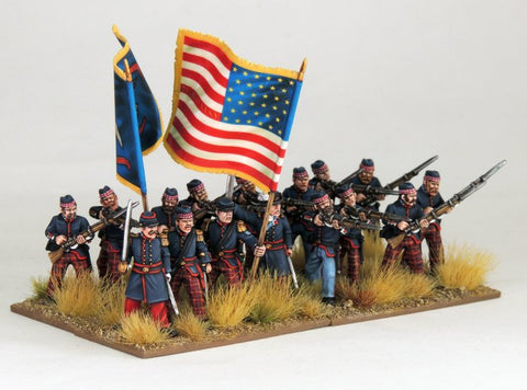 American Civil War - ACWU05 - 79th N. Y. Volunteer (Highlanders)