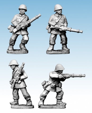 Crusader - World War II > WWR201 - Romanian Rifles I - 28mm