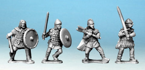 Crusader - DAX002 - Viking Mercenaries II - 28mm