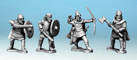 Crusader - DAX003 - Viking Mercenaries III - 28mm