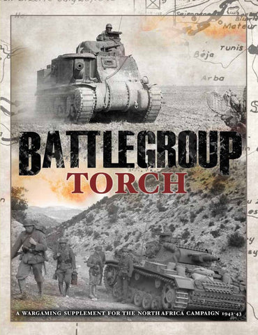 Battlegroup Rulesets BP1634 - Battlegroup Torch