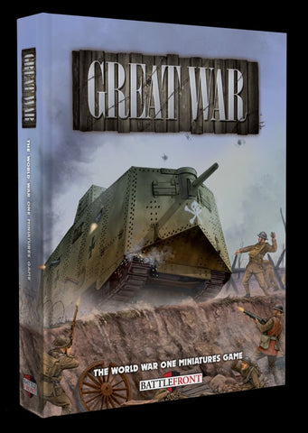 Flames of War FW916 - Great War
