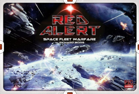 Boardgame RED001 - Red Alert- Space Fleet Warfare