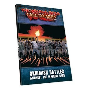 Mantic Games - Call To Arms  BP1693 - The Walking Dead. Call to Arms miniatures game