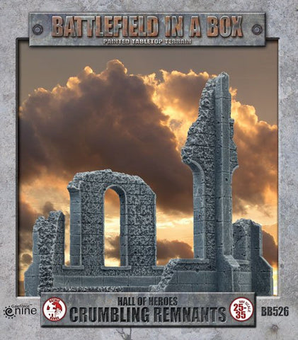 Gale Force - Gothic Battlefields - Crumbling Remnants - BB526