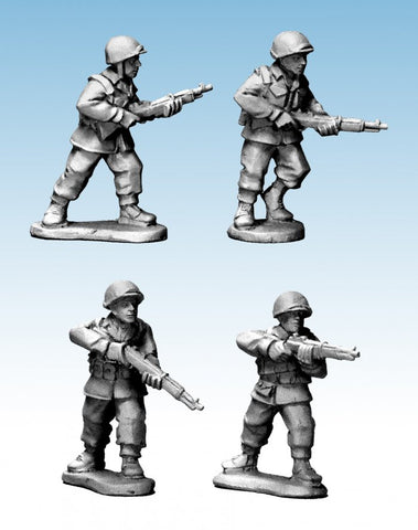 Artizan SWW371 - US Infantry Rifles I (Late War) WWII - 28mm