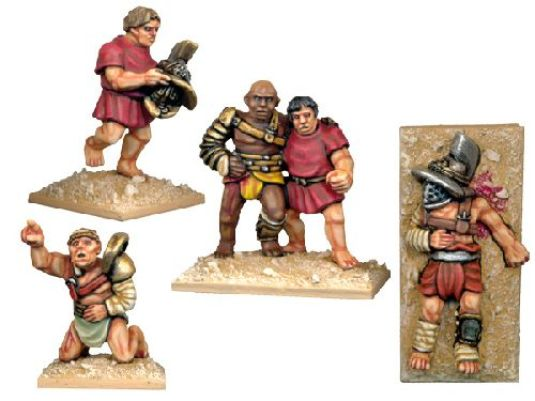 Copplestone Castings - Dwarf Warriors - 10mm
