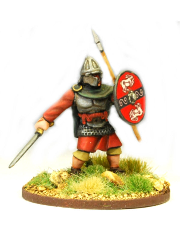 Gripping Beast - SAGA - Welsh Warlord - 28mm