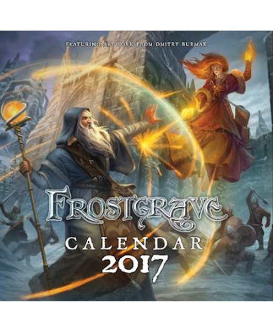 North Star - Frostgrave Calendar 2017