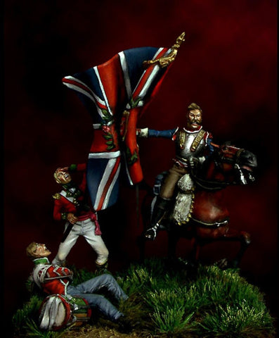 Oniria Miniatures - The capture - 36mm