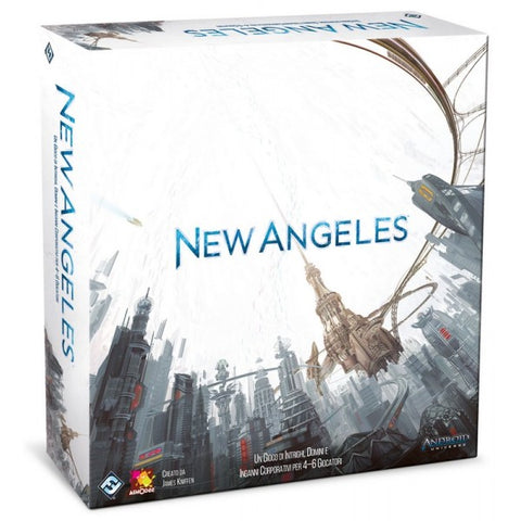 Boardgame - Android - New Angeles
