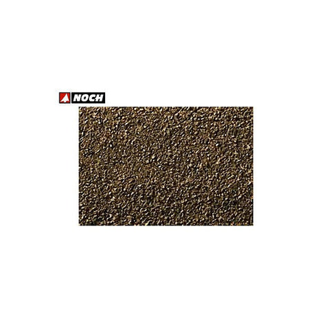 Noch -  Thin brown gravel