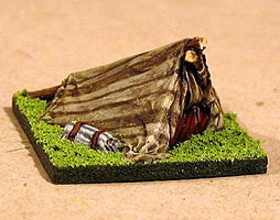 Baueda - Gothic tent - 15mm - 15GOT