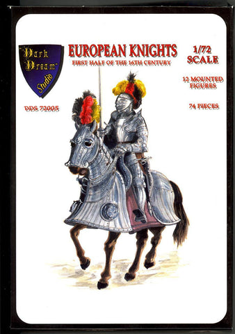 Orion - European Knights - 1:72