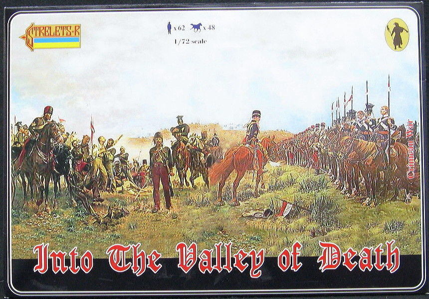Strelets 0901 - Into the valley of death - 1:72