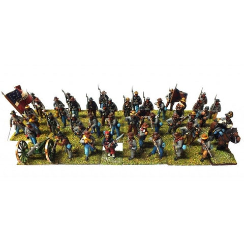 Confederate Army (American Civil war) - 28mm