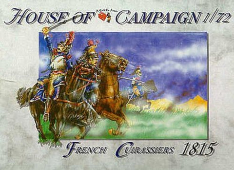 A Call To Arms - French curassiers 1815 - 1:72