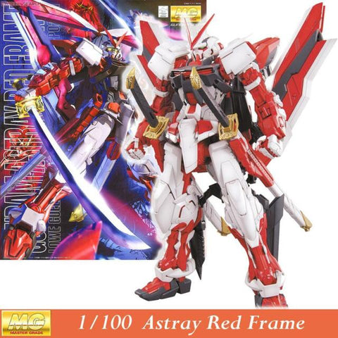 Daban Gundam Model - MG 6601 - Mbf-p02kai Gundam Astray Red Frame - 1:100