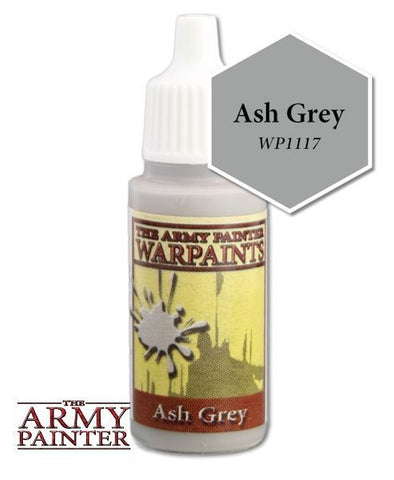 The Army Painter - Ash Grey 18ml.
