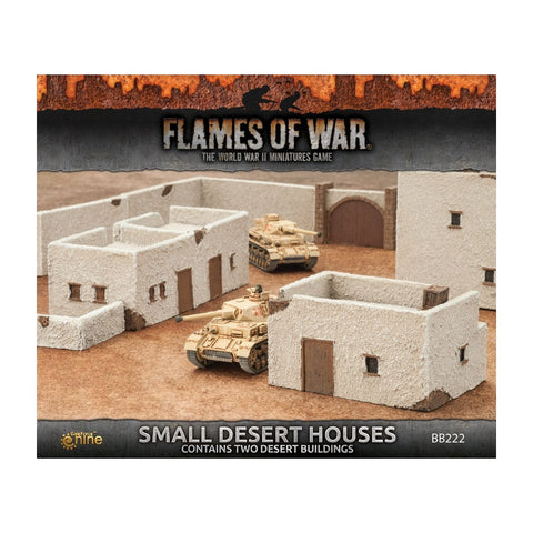 Gale Force Nine - Small Desert houses (x2) - BB222 - 15mm