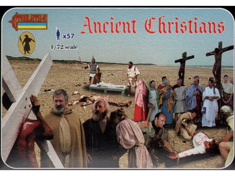 Strelets - Ancient Christians - 1:72