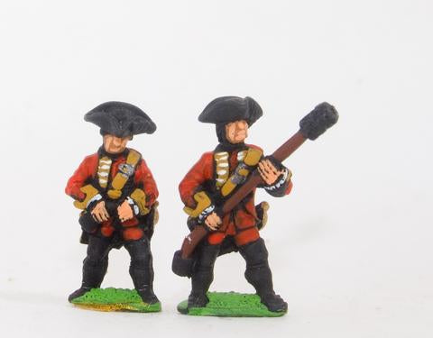 Essex - Artillerymen - 15mm