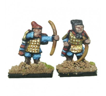 Chariot Miniatures - Archers - 10mm