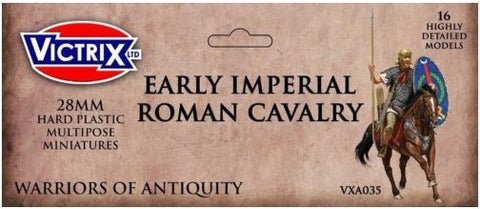 Victrix - Early Imperial Roman Cavalry - 28mm - VXA035