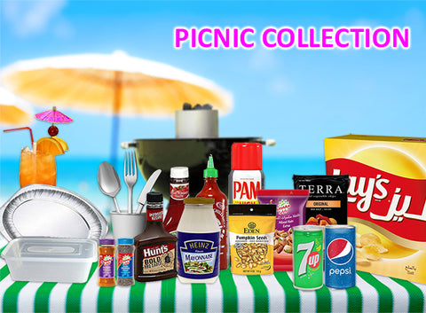 Picnic & Party Supplies