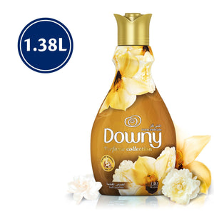 Downy Perfume Collection Concentrate Feel Luxurious (4 x 1.38 L) - Sanadeeg